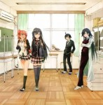 My teen romatic comedy manga visuel 1