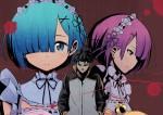 Re zero arc 2 manga visual 2