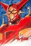 Getter robot visual 6