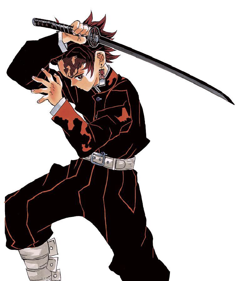 Demon slayer manga visual 2