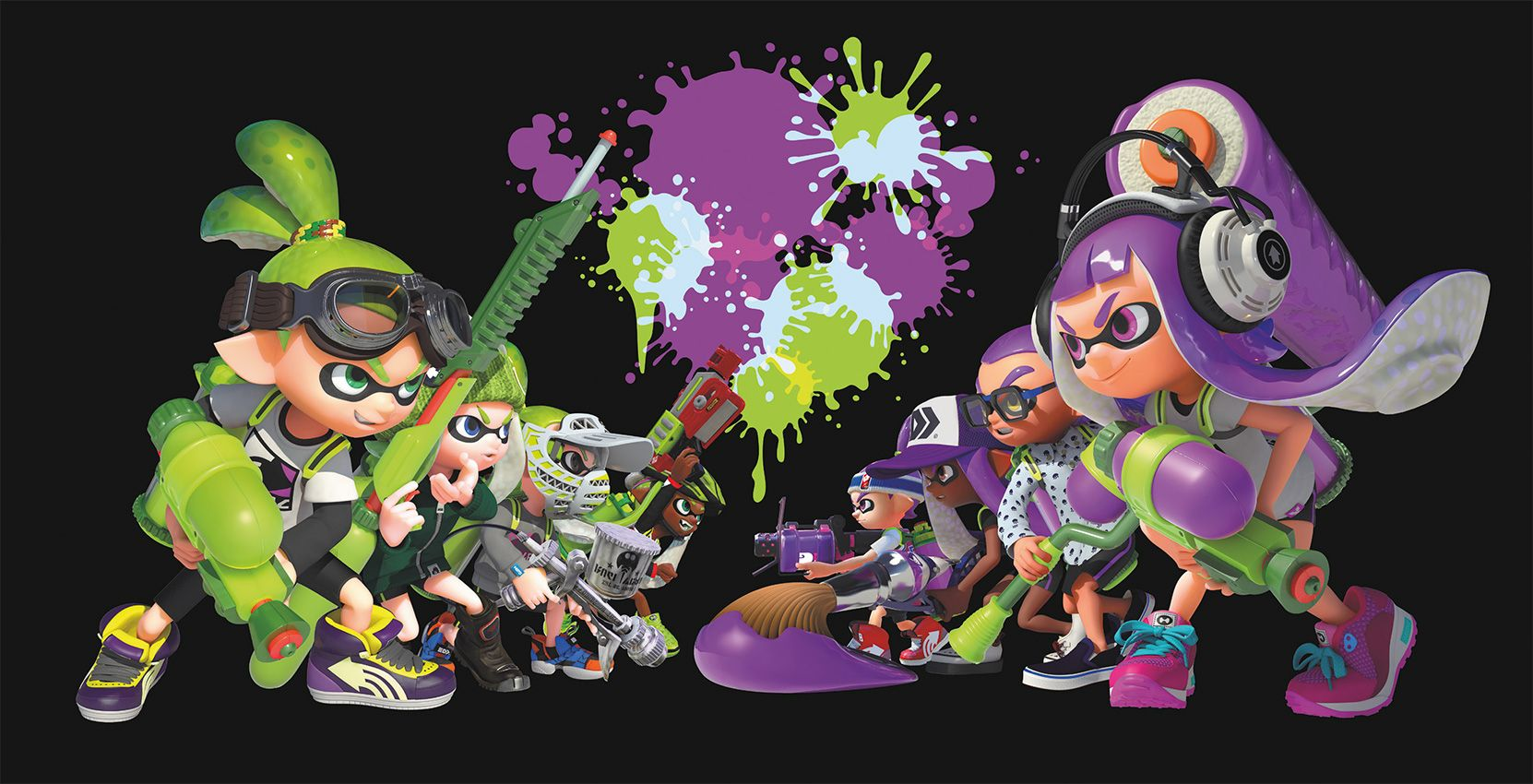Splatoon visual 4