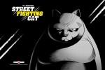 Fond ecran street fighting cat 2