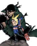 Vigilante my hero academia visual 1