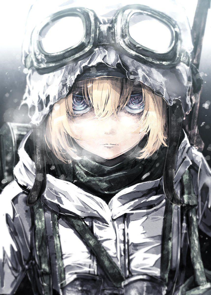 Tanya the evil manga visual 3