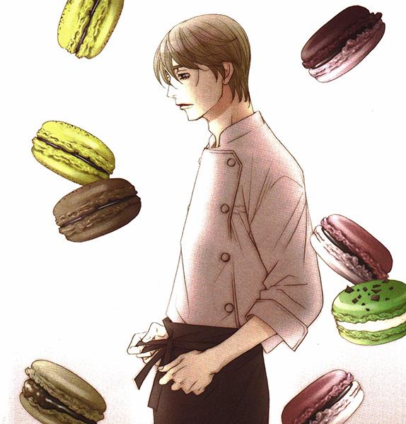 Heartbroken chocolatier illust 2