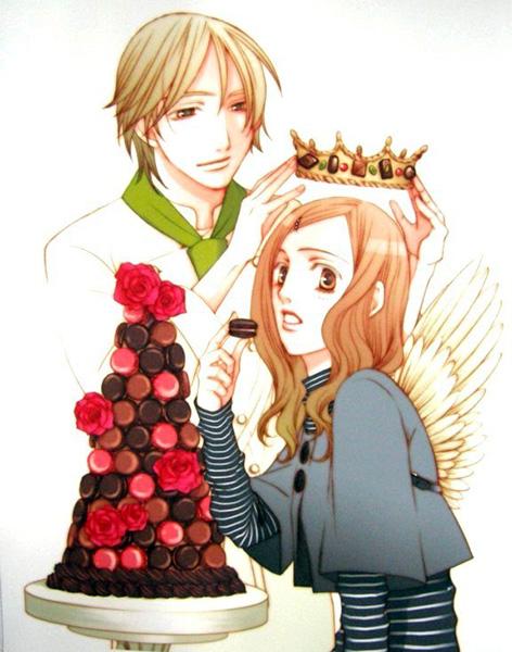 Heartbroken chocolatier illust 3
