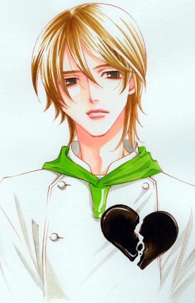 Heartbroken chocolatier illust 4