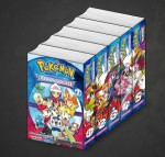 Pokemon Diamant Perle 5tomes 3D