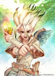Dr Stone visual 1