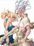 Dr Stone visual 3