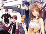 Shinobi quartet visual 2