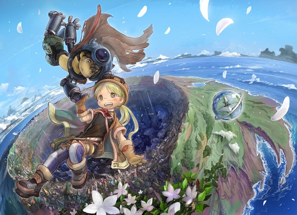 Made in abyss visual 1