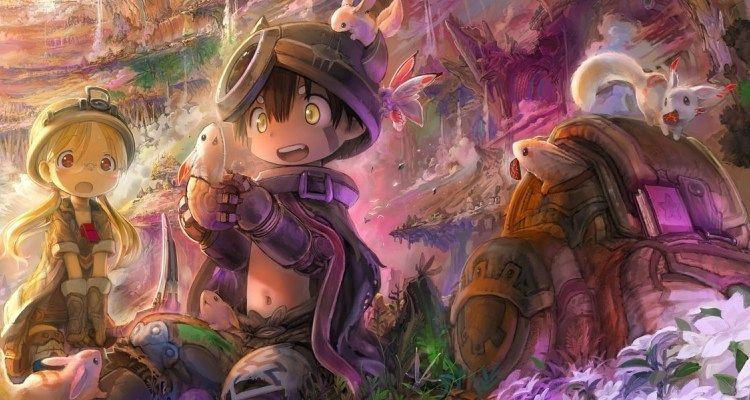 Made in abyss visual 2