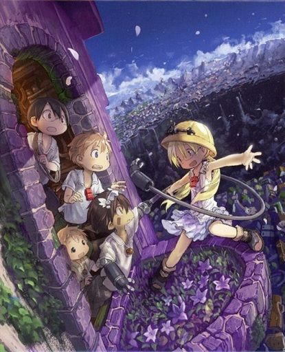 Made in abyss visual 3