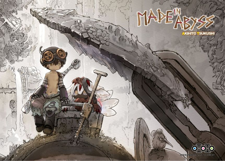 Made in abyss visual 4