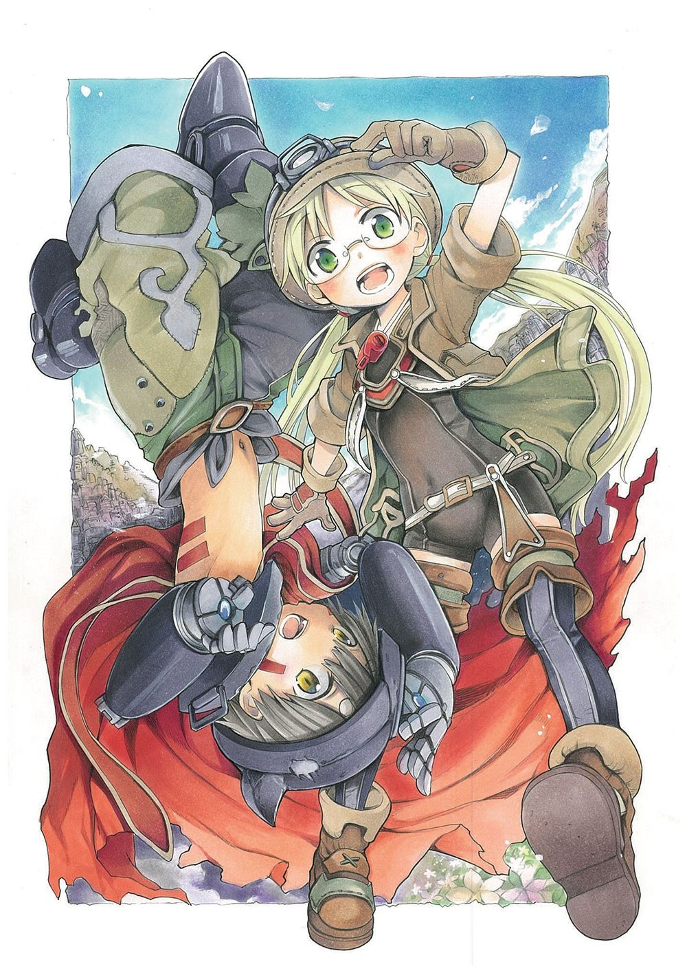 Made in abyss visual 5