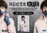 Route End annonce