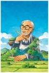 Oeuvre de Hayao Miyazaki visula 1 third atelier sento