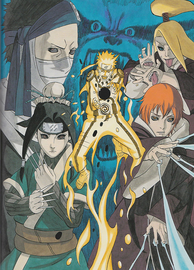 Naruto visual 11