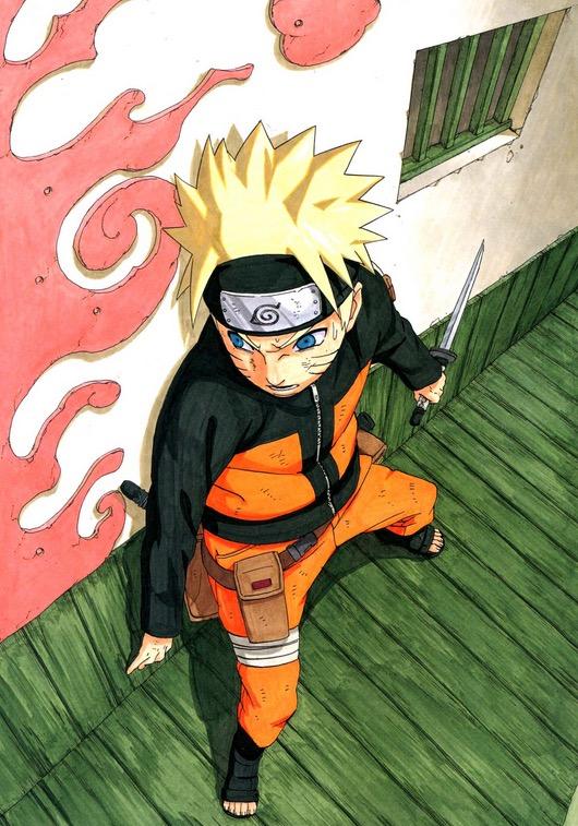 Naruto visual 8