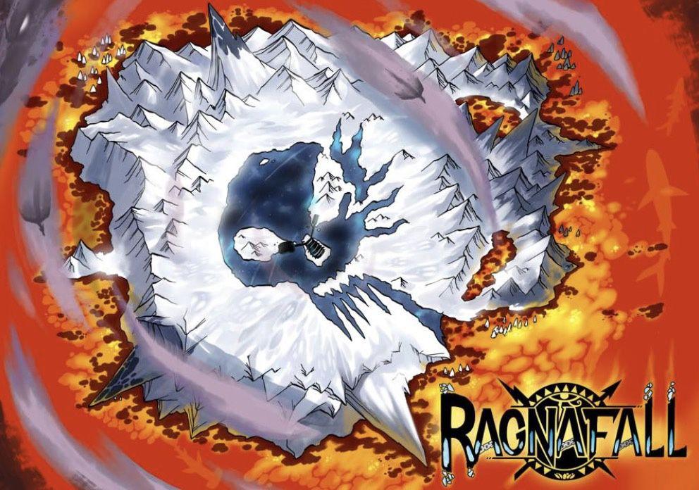 Ragnafall visual 2