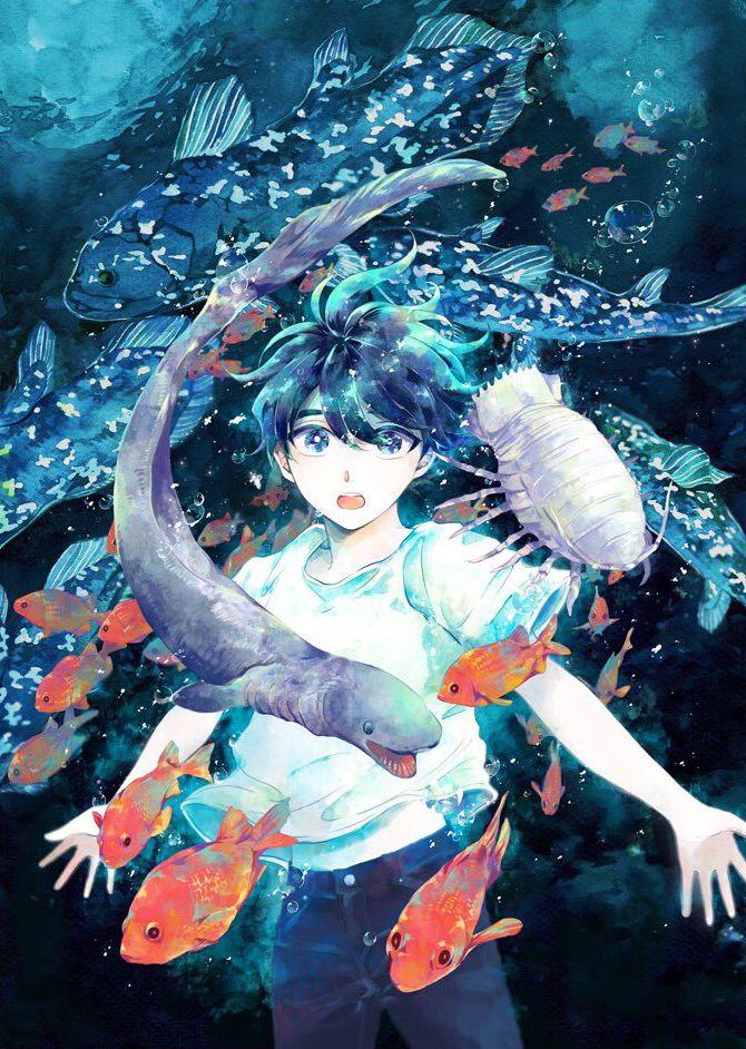 Deap Sea Aquarium Magmell visual 2