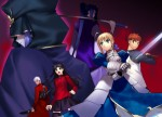 Fate stay night visual 3