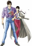 City hunter rebirth visual 2