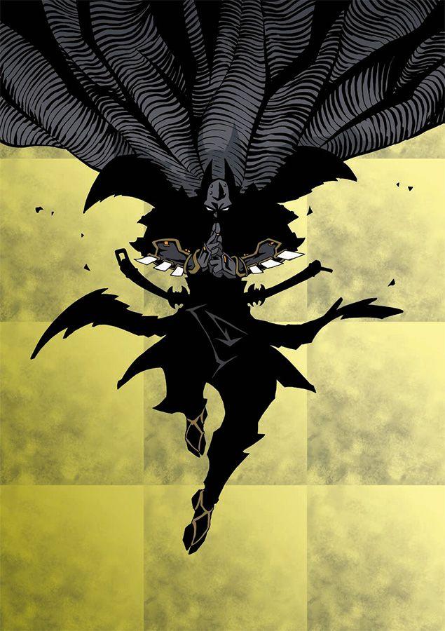 Batman ninja visual 3