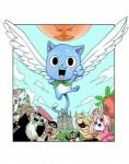Fairy tail aventure happy visual 1