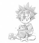 Pokemon horizon 1 illust 3
