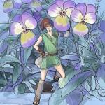Chiisako garden visual 3