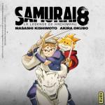 Samurai 8 annonce kana