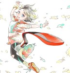 Running girl paralympique visual 1