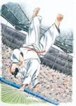 Yawara manga visual 3