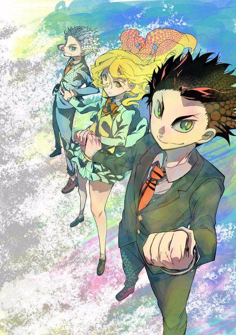 Visuels manga 5 Minutes Forward
