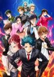 Hitman coulisse manga visual 2