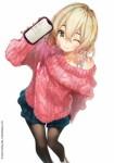 Rent a girl friend manga visual 4