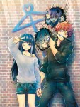 Mission yozakura family visual 1