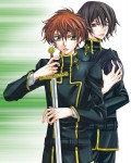 Code geass suzaku counterattack visual 1