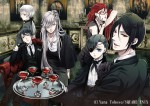 Black butler visual 1