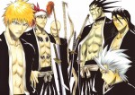 Bleach visual 1