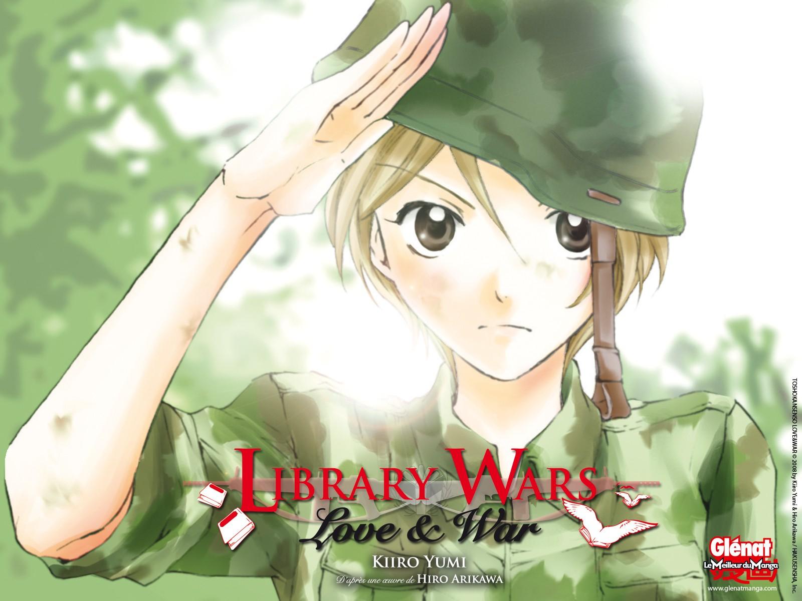 Library wars fond ecran2 1600x1200