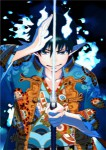 Blue exorcist visual 1