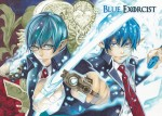 Blue exorcist visual 2