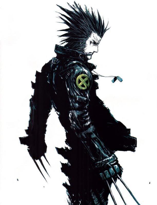 Wolverine snikt visual 1