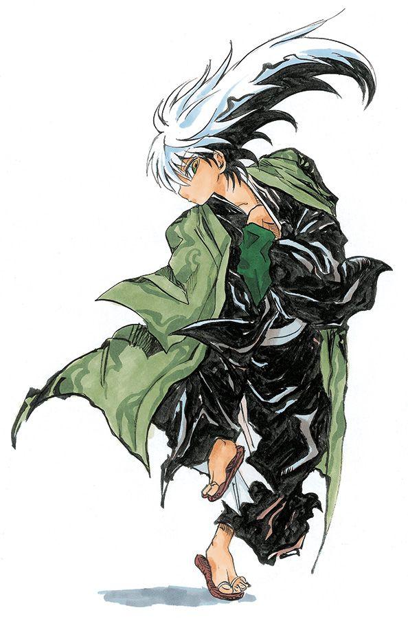 Nura manga visual 1