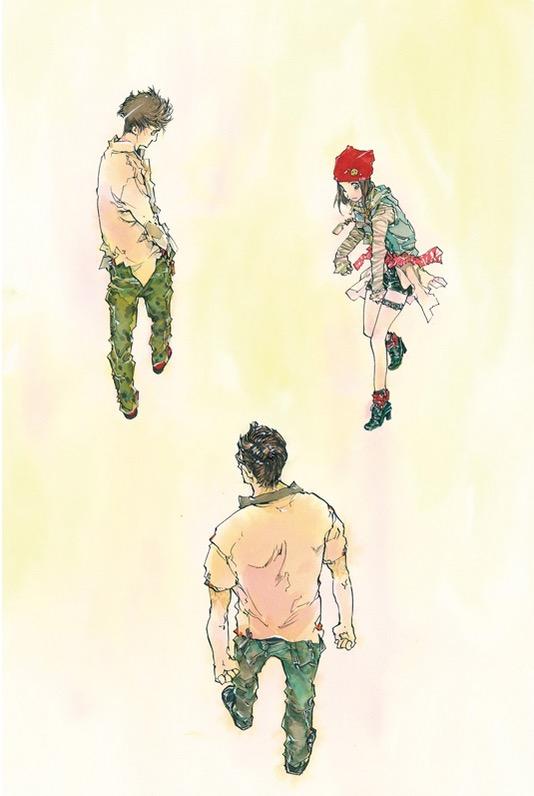 Agharta illust 2