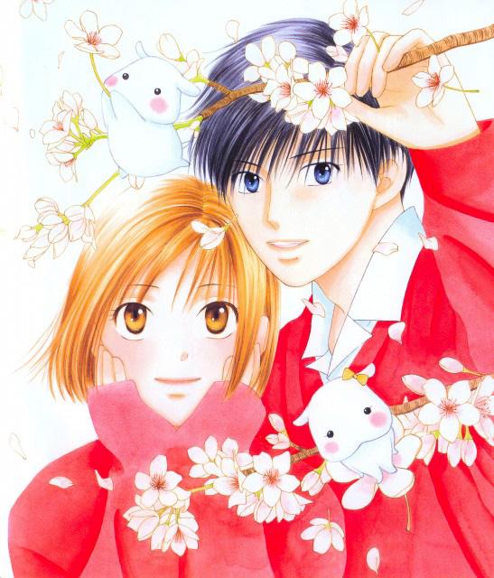 Kare kano manga visual 3