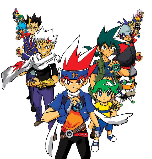 Beyblade metal fusion visual 3
